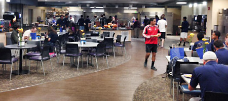 Rattlers Den Food Court