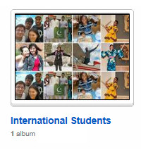International Students Flickr Collection